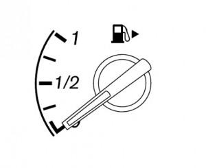 ガソリンメーター