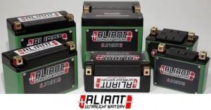 アリアント リチウムバッテリー