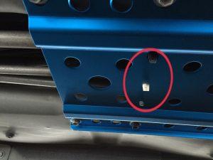 MR-S クスコ フロア補強プレート 取り付け 注意点